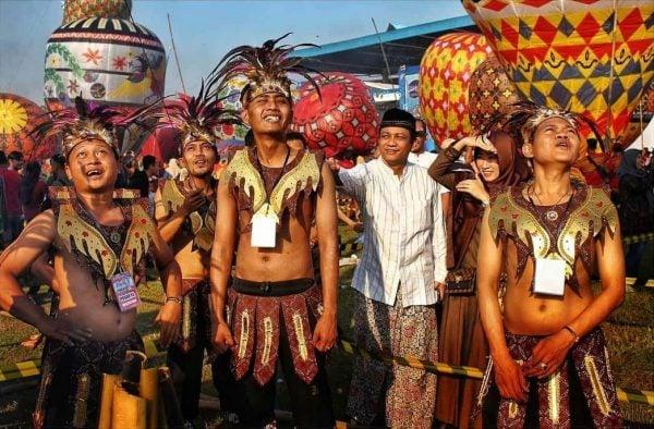 Festival Balon Pekalongan