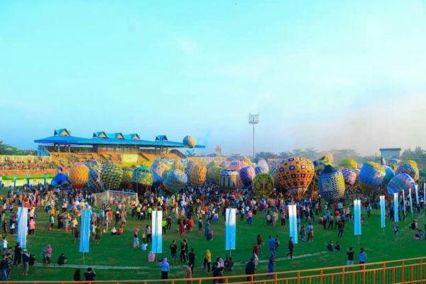 Festival Balon Pekalongan 2019