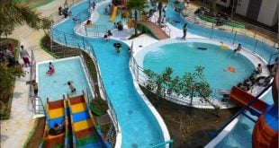Kolam Renang Bandar Eco Park