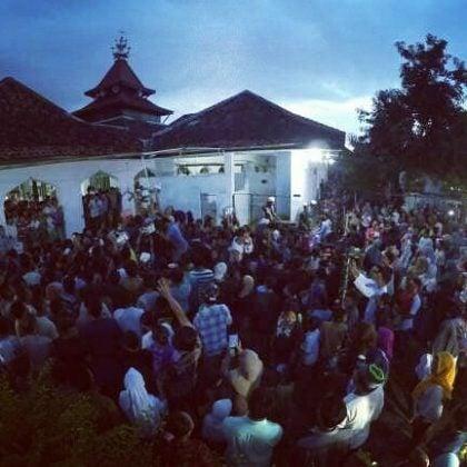 Tradisi Kliwonanan Masjid Wonoyoso