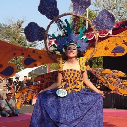 Karnaval Batik Pekalongan 2019