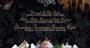 Kauman Batik Art Festival 2019