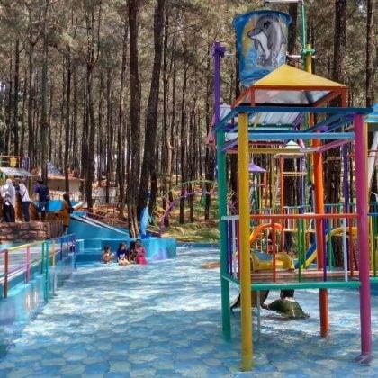 Kolam Renang Sikembang Park