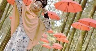 Spot Selfi Sikembang Park Batang