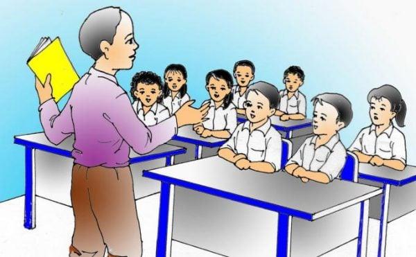 Guru Pahlawan Tanpa Tanda Jasa