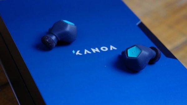 Kanoa earphone