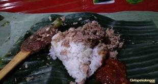 Nasi Megono Pekalongan