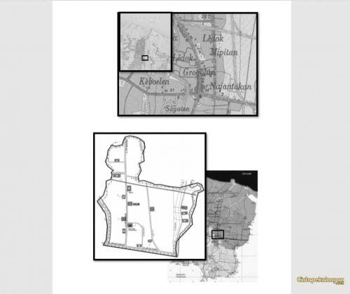 Peta kelurahan Noyontaan