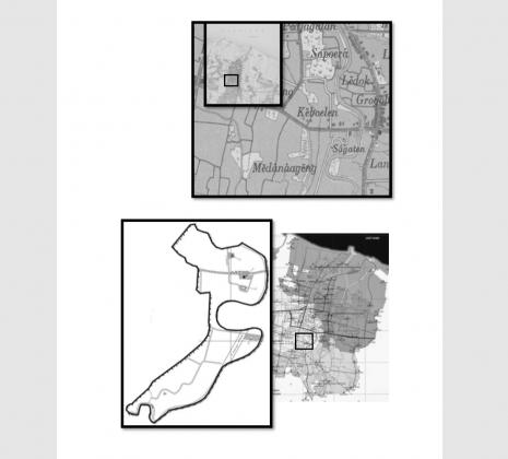 Peta Wilayah Kebulen