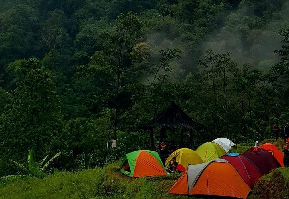 Camping Ground Black Canyon