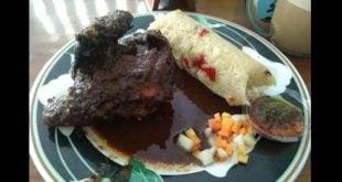 Resep Ayam Karang Menanci.