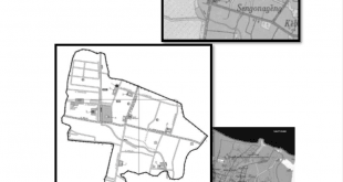 Peta Kelurahan Podosugih