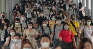 Pendemi Corona di Indonesia