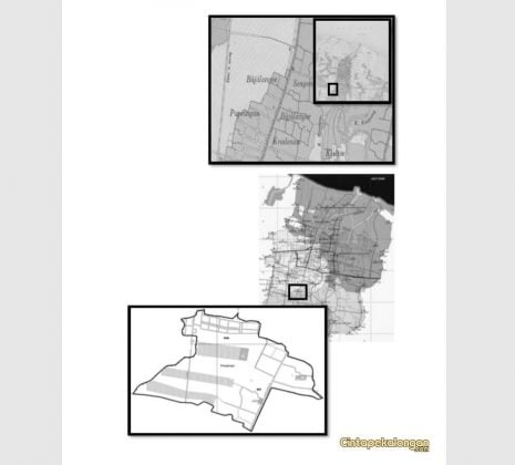 Peta Kelurahan Pringlangu