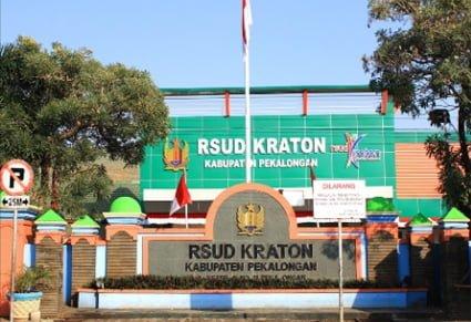 Sejarah RSUD Kraton