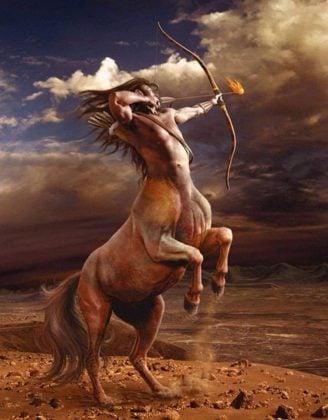 mitologi Corona Australi
