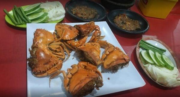 Kepiting Gemes Pak Mamo Pemalang