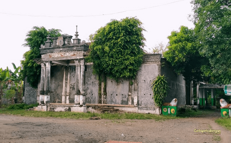 Gedung Asrama Brimob Kedungwuni