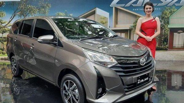 Harga Mobil Toyota Calya Terbaru