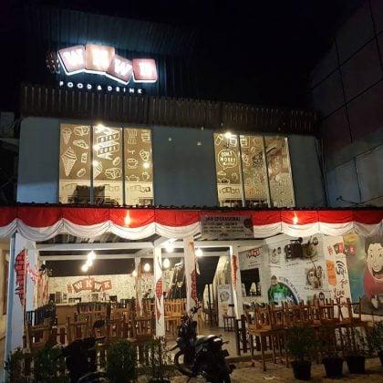 WKWK Kafe Batang