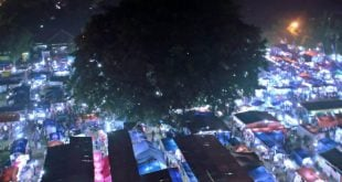 Pasar Malam Kliwonan Batang