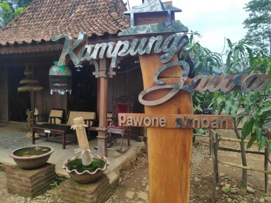 Rumah Makan Kampung Jawa Pawone Simbah Batang
