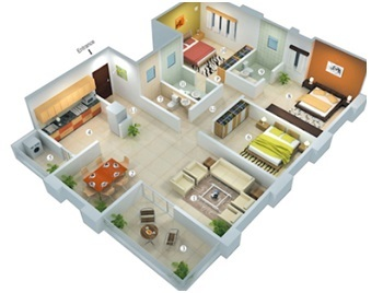 Tips Desain Interior Rumah