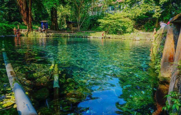 Kolam Air Suci Moga Indah Pemalang