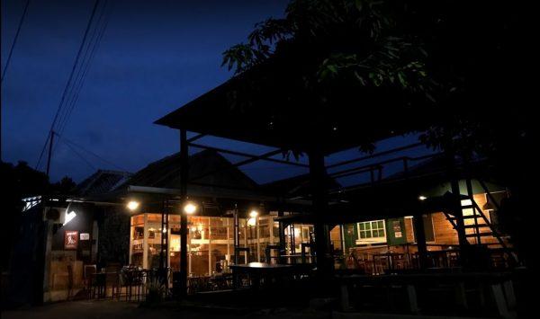 Coffee Shop Tradisine Ngopi