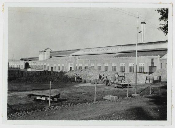Pabrik Gula Wonopringgo (Koleksi KITLV Leiden)