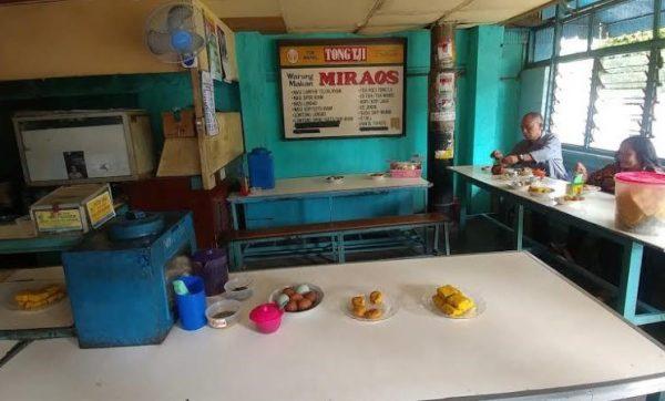 Warung Makan Miraos