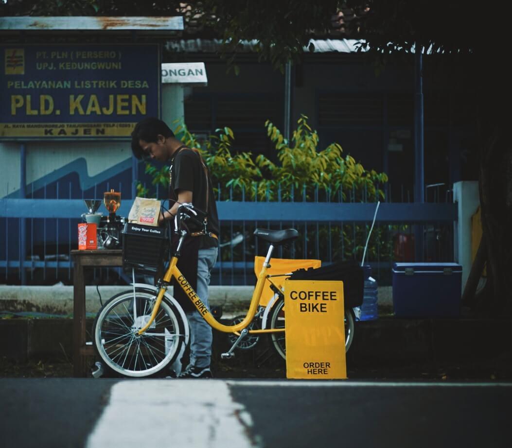Coffee Bike Pekalongan
