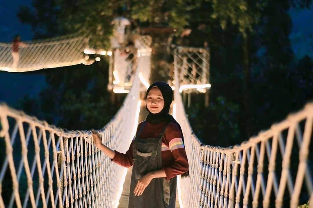 Forest Bridge Kembang Langit