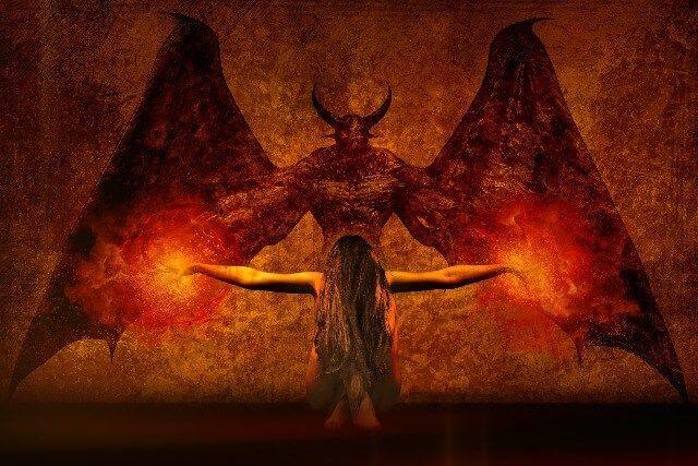 Cerpen Menggugat Setan