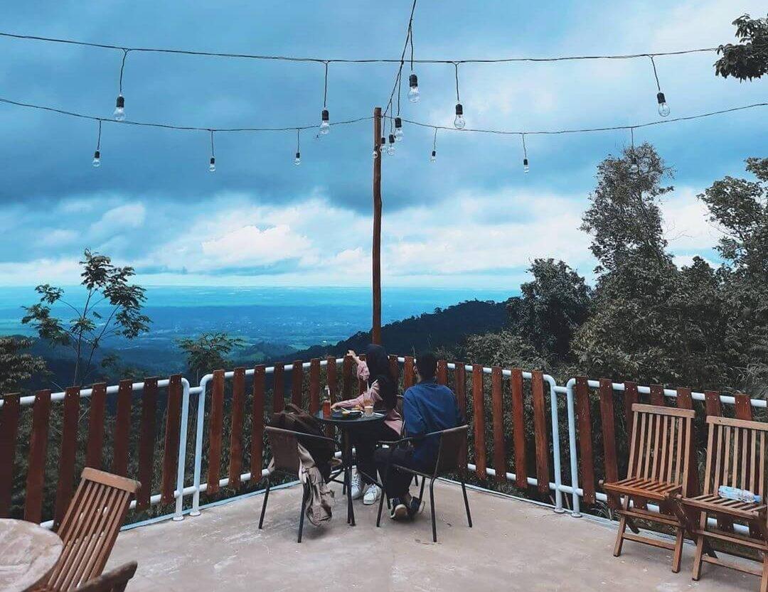Viewdeck Cafe Linggo Asri