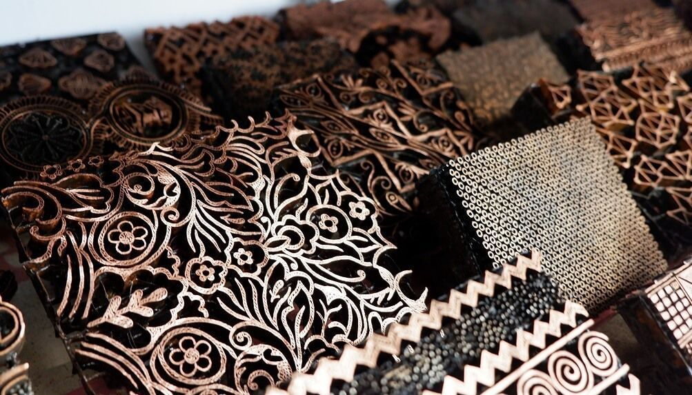 Industri Pengrajin Canting Batik Cap