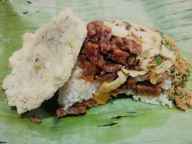 Nasi Langgi Kuliner Tegal
