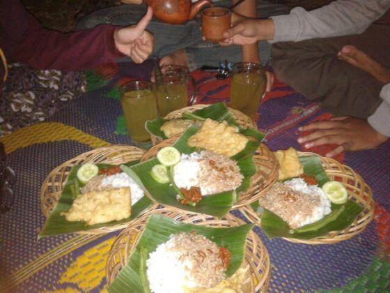 Nasi Megono Lamongan