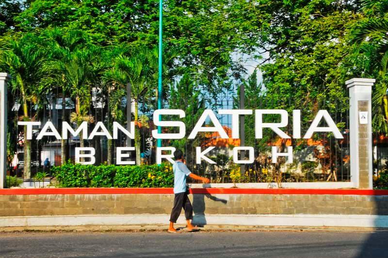 Taman Satria Purwokerto