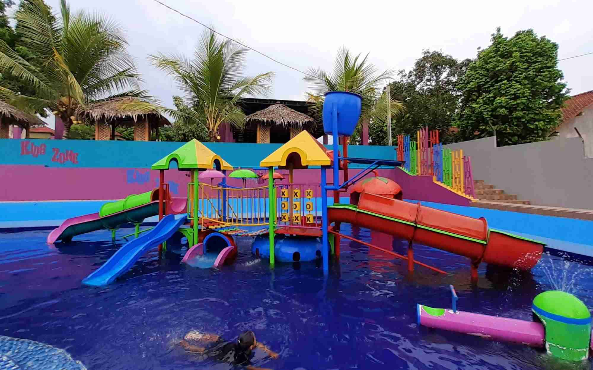 Waterboom The Forest Island