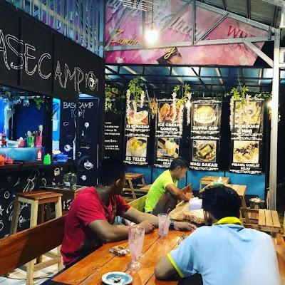 Cafe Kendal Basecamp Cafe