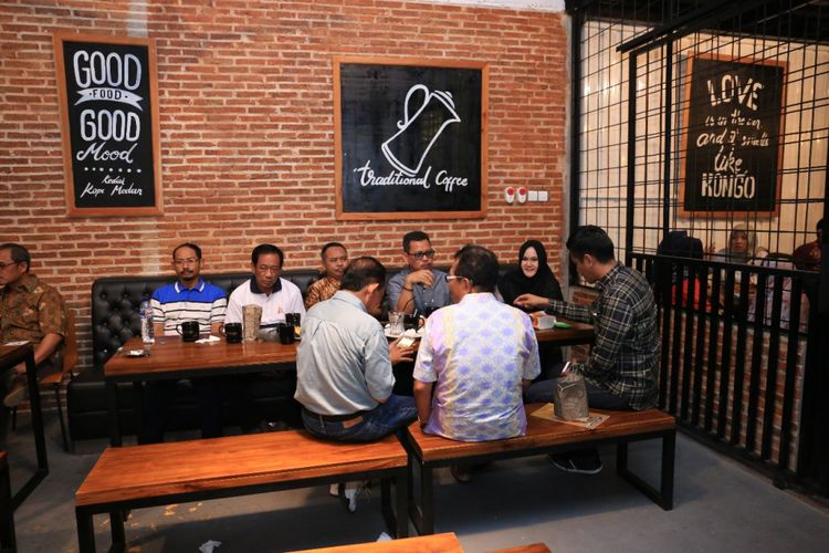 Cafe Kendal Kedai Kopi Medan