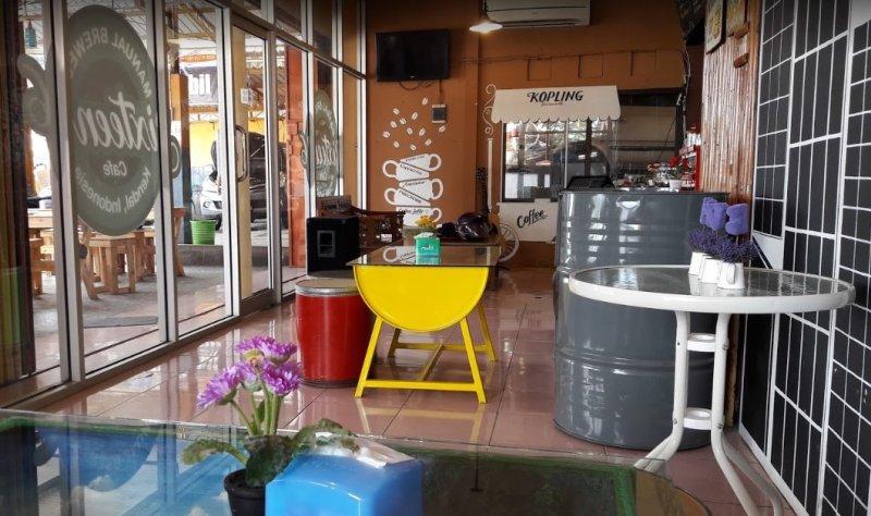 Cafe Kendal Sixteen 16 Cafe
