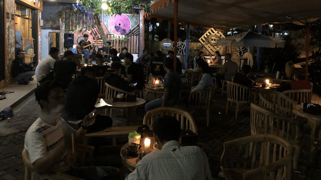 Cafe Kendal Warung Kita