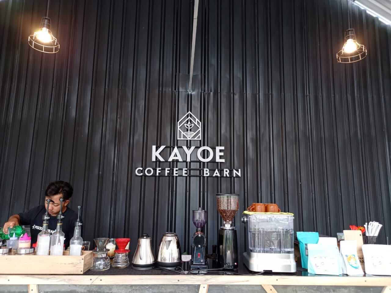 Kayoe Coffee and Barn