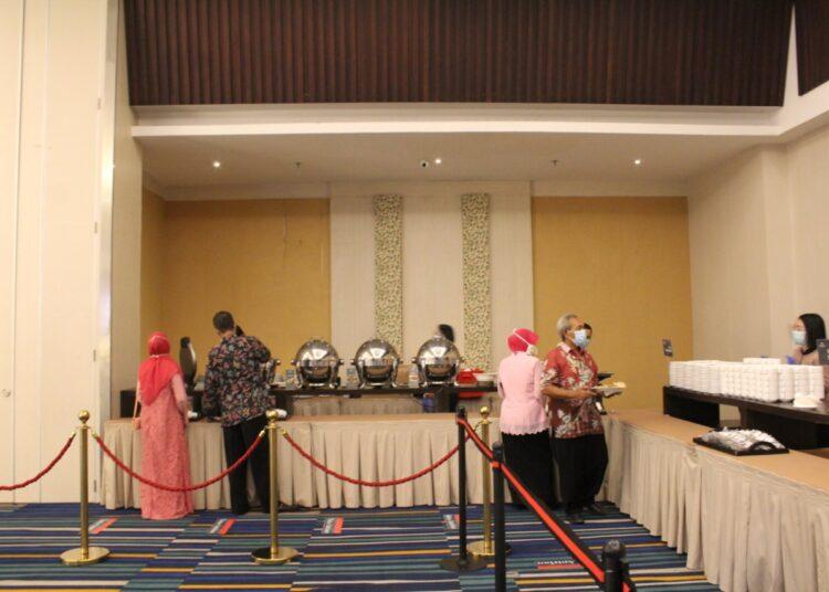 Pernikahan Gaya New Normal Ala Hotel Santika Pekalongan
