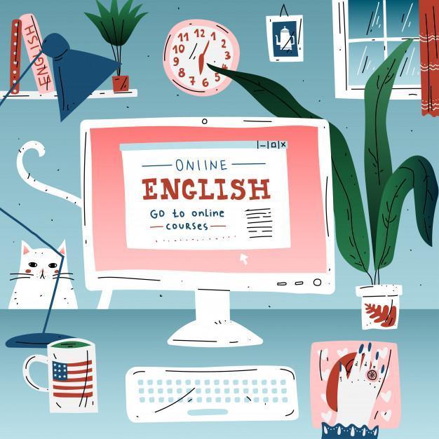 kadang orang tua bingung mau memilih kursus bahasa inggris secara online atau offline untuk anak