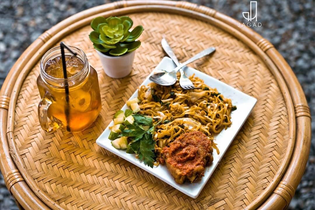 Signature Menu Berat Jagad Cafe