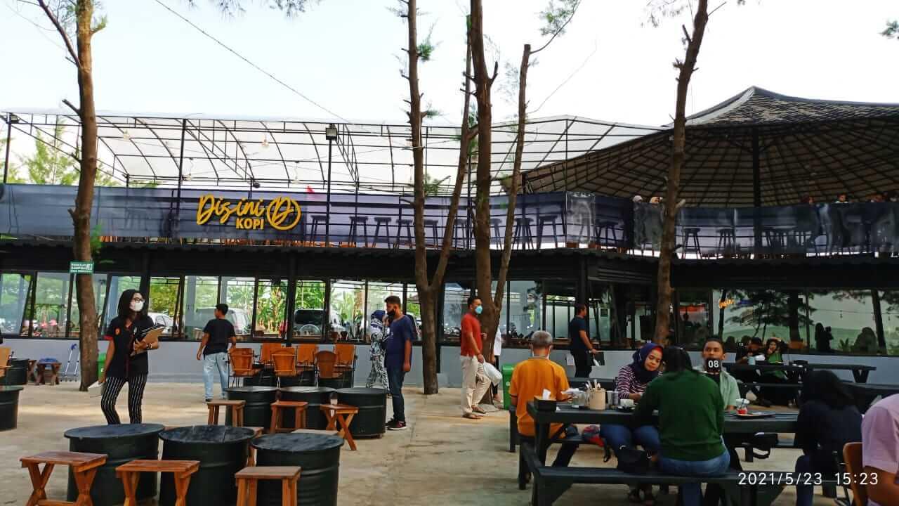 Cafe Sigandu Batang