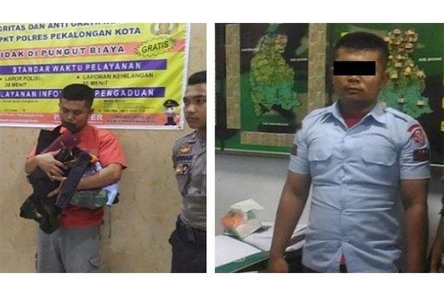Kasus Istri yang Mengetahui Suaminya TNI Gadungan